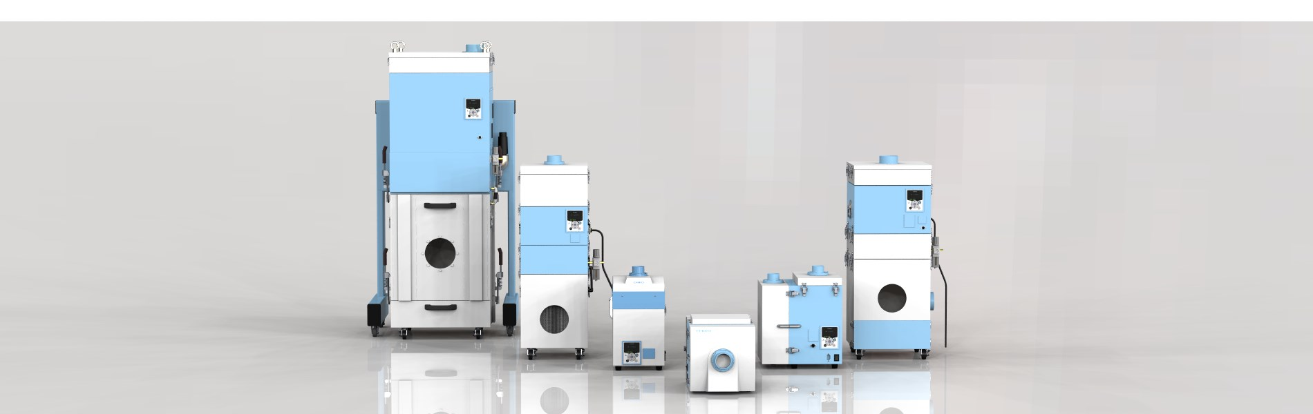 集塵機 産業用機器のデザイン